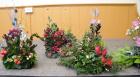 Tableau of Christmas Flower Arrangements 2012 part four