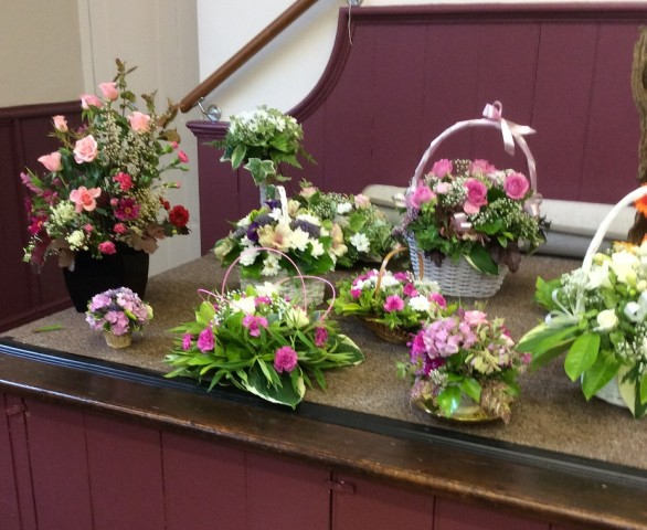 Special Floral Hobby Afternoons June 2015 part one