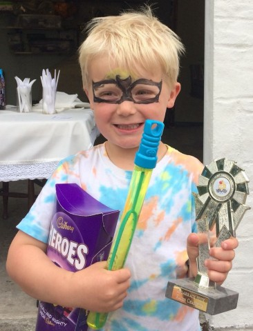 2018 Duck Races Champion - Isaac | June 2018